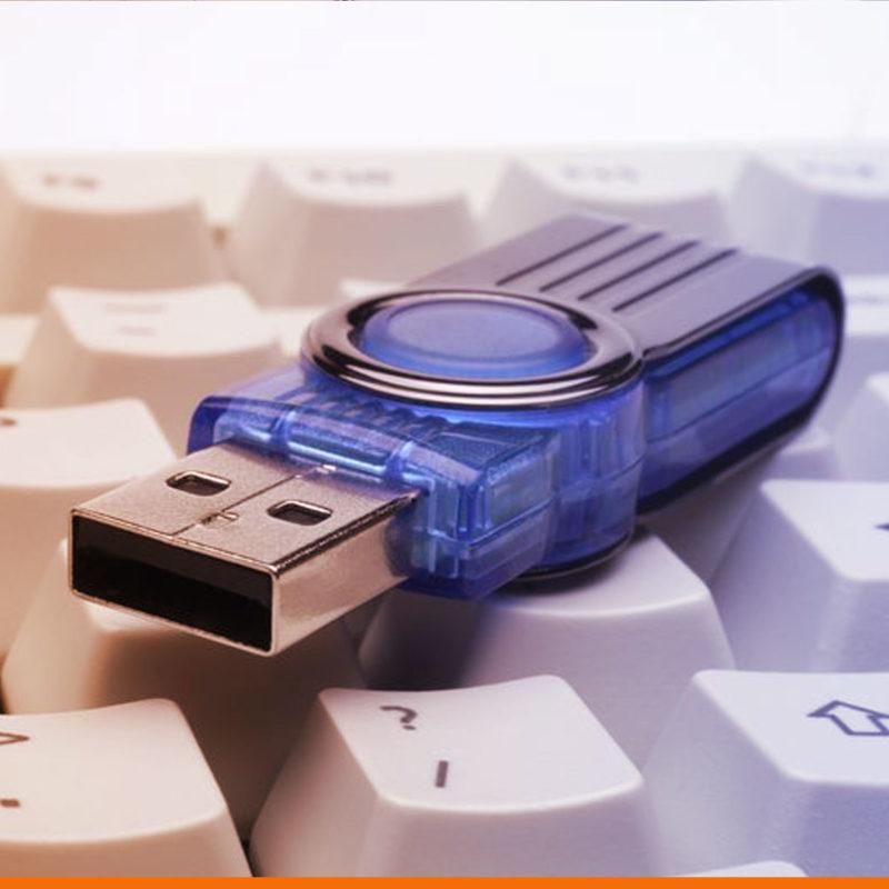 Aggiornamento tramite chiavetta USB